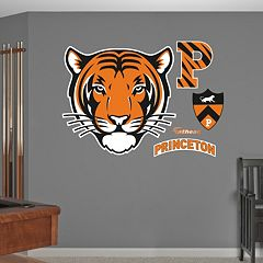Fathead Princeton Tigers Wall Decals