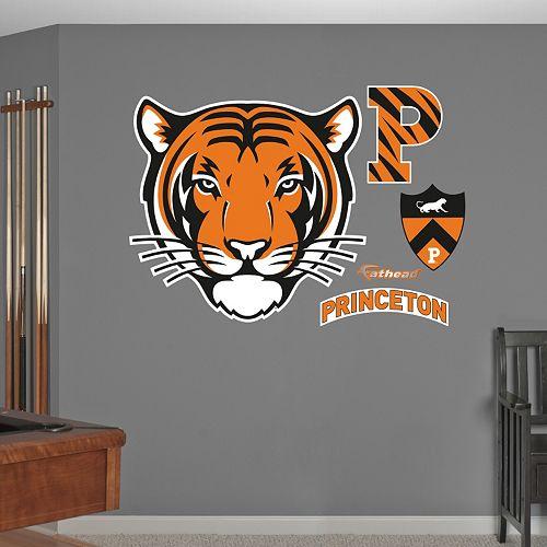 Fathead Princeton Tigers Wall Decals
