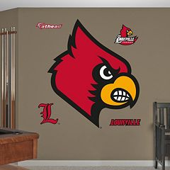 Fathead Louisville Cardinals Wall Decals