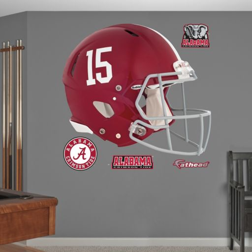 Fathead Alabama Crimson Tide Wall Decals