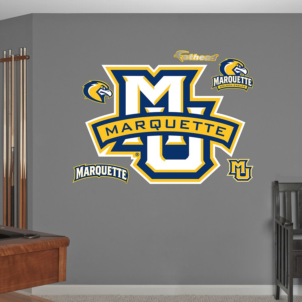 Fathead Marquette Golden Eagles Wall Decals