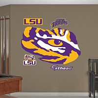 Fathead LSU Tigers Wall Decals
