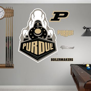 Fathead Purdue Boilermakers Wall Decals