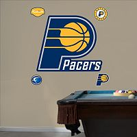 Fathead Indiana Pacers Logo Wall Decals