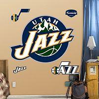 Fathead Utah Jazz Logo Wall Decals