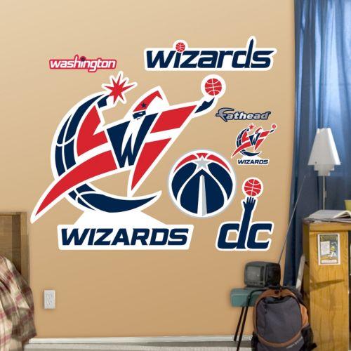 Fathead Washington Wizards Logo Wall Decals