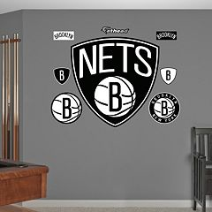 Fathead Brooklyn Nets Logo Wall Decals
