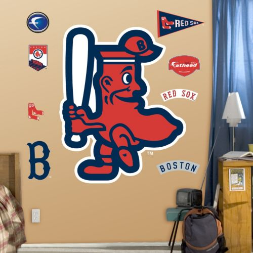 Fathead Boston Red Sox Wall Decals