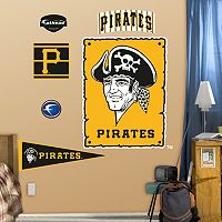 Fathead Pittsburgh Pirates Wall Decals
