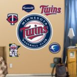Fathead Minnesota Twins Wall Decals