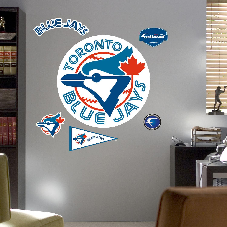 & Fathead Toronto Blue Jays Wall Decals