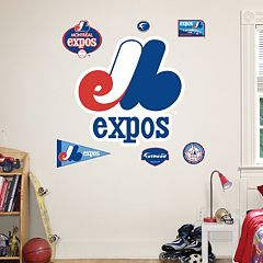 Fathead Montreal Expos Wall Decals