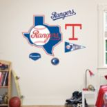 Fathead Texas Rangers Wall Decals