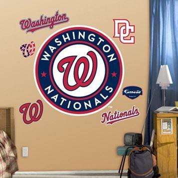 Fathead Washington Nationals 7-Piece Wall Decals
