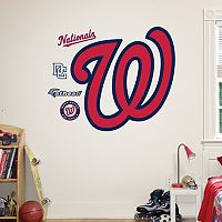 Fathead Washington Nationals Wall Decals