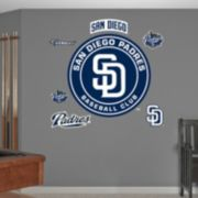 Fathead San Diego Padres Wall Decals