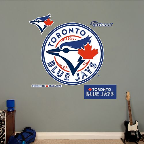 Fathead Toronto Blue Jays Wall Decals