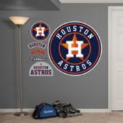 Fathead Houston Astros Wall Decals