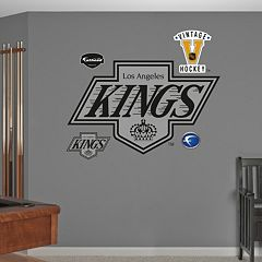 Fathead Los Angeles Kings Wall Decals