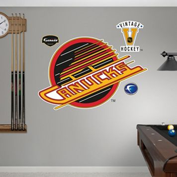 Fathead Vancouver Canucks Wall Decals