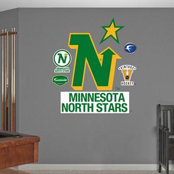 Fathead Minnesota North Stars Wall Decals