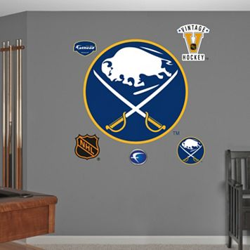 Fathead Buffalo Sabres Wall Decals