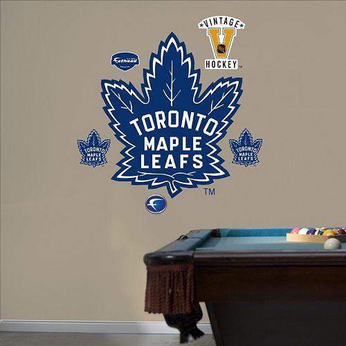 Fathead Toronto Maple Leafs Wall Decals