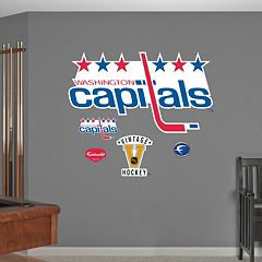 Fathead Washington Capitals Wall Decals