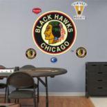 Fathead Chicago Blackhawks Wall Decals