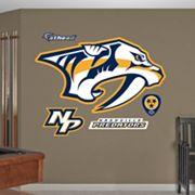Fathead Nashville Predators Wall Decals