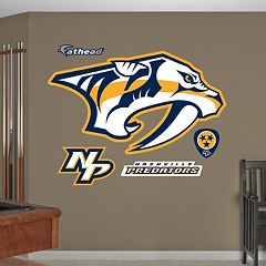 Fathead Nashville Predators Wall Decals