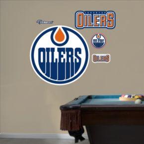 Fathead Edmonton Oilers Wall Decals