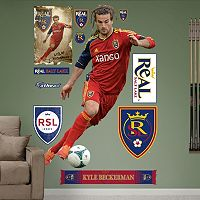 Fathead Real Salt Lake Kyle Beckerman Wall Decals