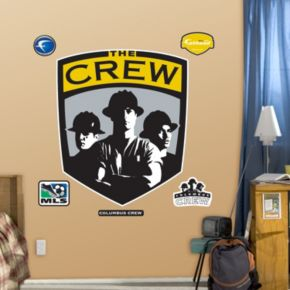 Fathead Columbus Crew Wall Decals