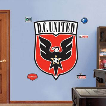 Fathead D.C. United Wall Decals