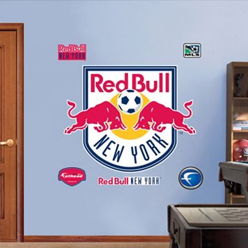 Fathead New York Red Bulls Wall Decals