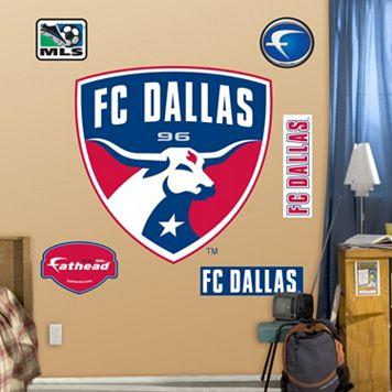 Fathead FC Dallas Wall Decals