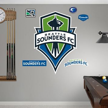 Fathead Seattle Sounders FC Wall Decals