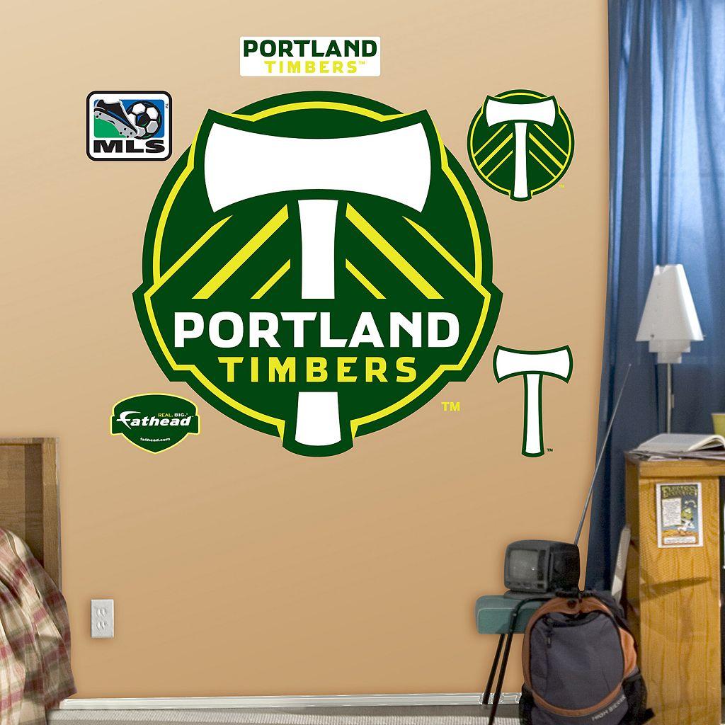 Fathead Portland Timbers Wall Decals