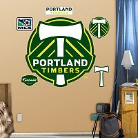 Fathead Portland Timbers Wall Decals