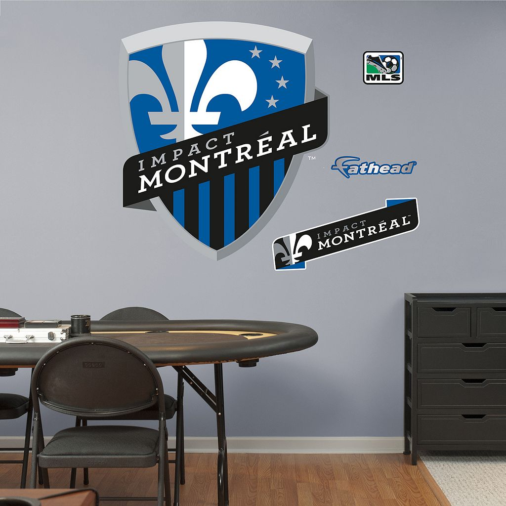 Fathead Impact Montreal Wall Decals