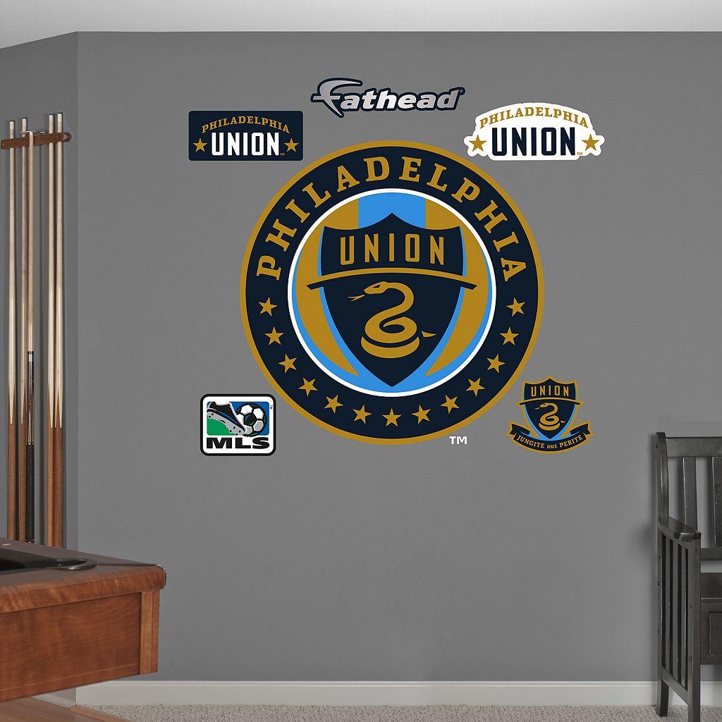 Fathead Philadelphia Union Wall Decals