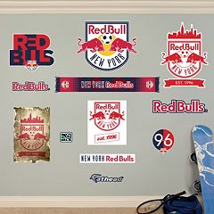 Fathead New York Red Bulls 13 pc Wall Decals
