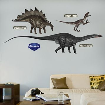 Fathead Dinosaur Wall Decals