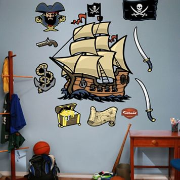 Fathead Pirate Wall Decals