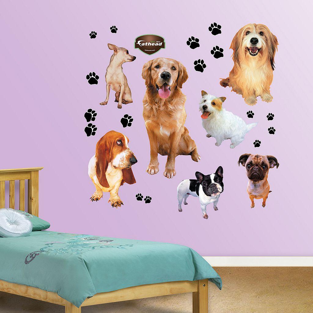Fathead Dog Wall Decals