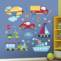 Fathead Vehicle Wall Decals