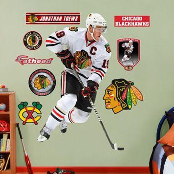 Fathead Chicago Blackhawks Jonathan Toews Wall Decals