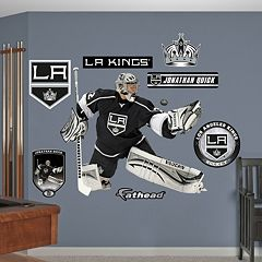 Fathead Los Angeles Kings Jonathan Quick Wall Decals