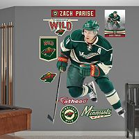 Fathead Minnesota Wild Zach Parise Wall Decals